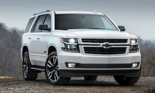 2017 Chevrolet Tahoe RST 6.2L 4WD Review