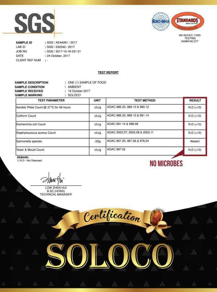 Permen Soloco Coklat | Soloco Candy: Efek Samping Dan