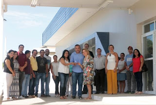 Prefeitura de Pariquera-Açu recebe chaves de Nova UBS