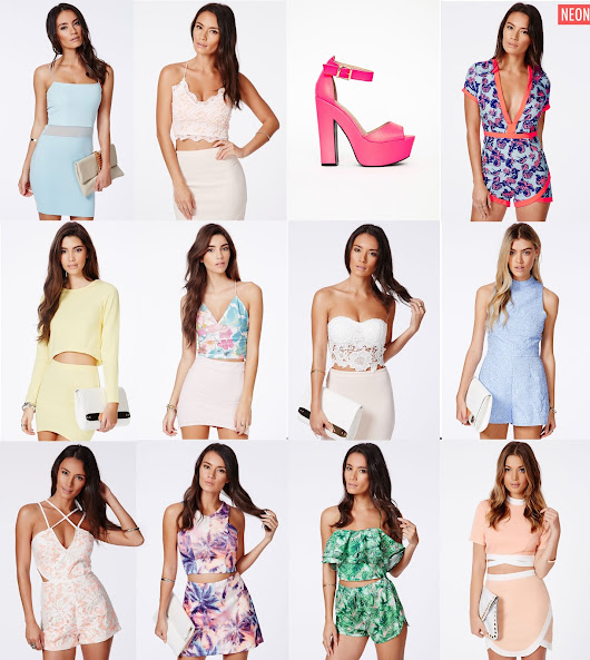 Missguided June Wishlist