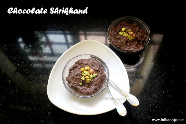 Chocolate Shrikhand