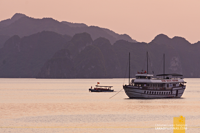 Vietnam Halong Bay Travel Guide Budget Itinerary