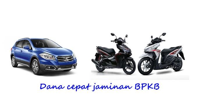 Pinjaman dana Cepat | Tempat Gadai BPKB Mobil dan Motor daerah Empat Lawang
