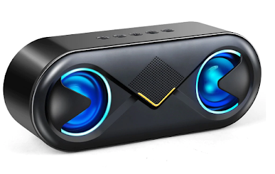 TOPROAD Portable Bluetooth 5.0 Speakers