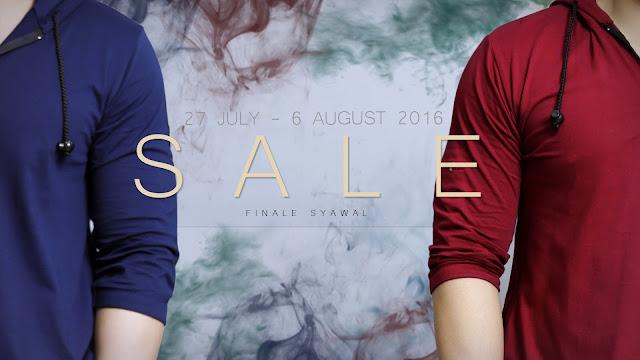 Sale Finale Syawal
