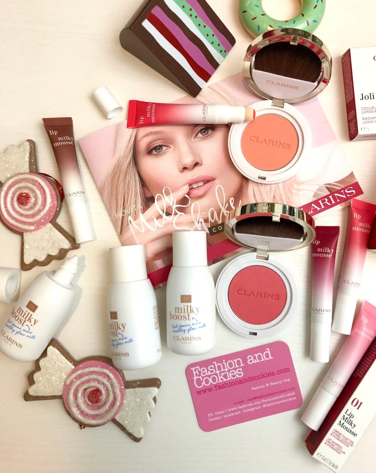 Collezione Clarins MilkShake per la Primavera 2020: perché sceglierla su Fashion and Cookies fashion blog