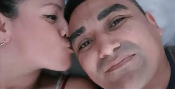 Preso viola permiso provisional, publica foto con esposa de otro reo y muere en asalto