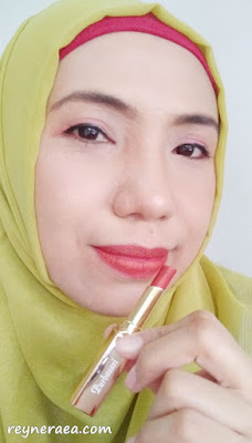 purbasari lipstick color matte shimmer finish