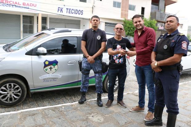 Câmara de Vereadores cede veículo à Guarda Municipal para ajudar nos trabalhos da Operação Carnaval 2020