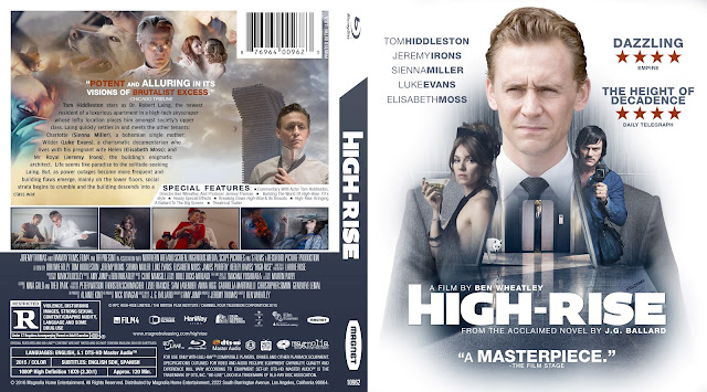High-Rise Bluray Cover