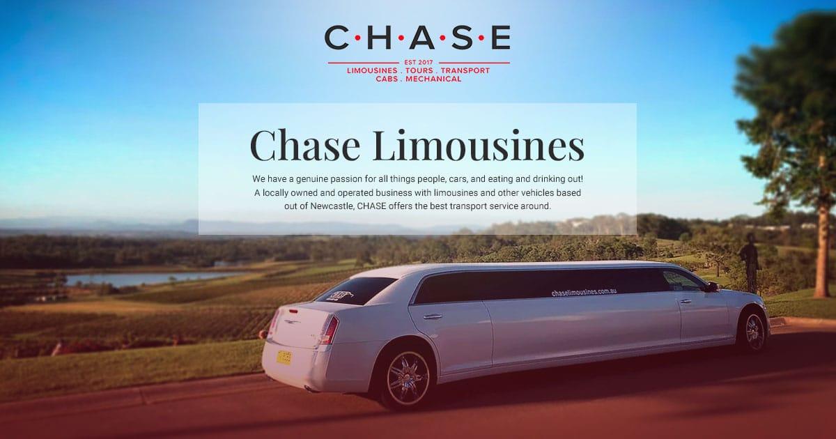 limousine transport service in Newcastle