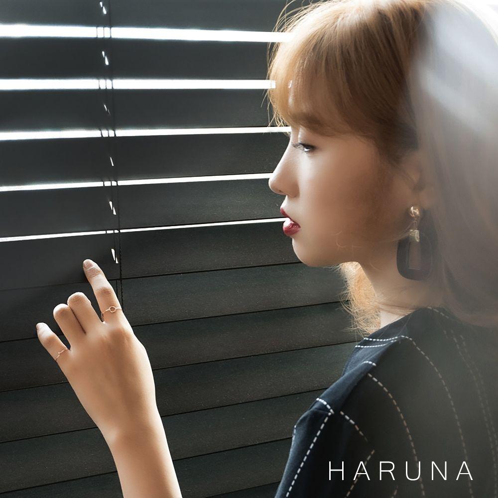 HARUNA – Me, Alone – Single