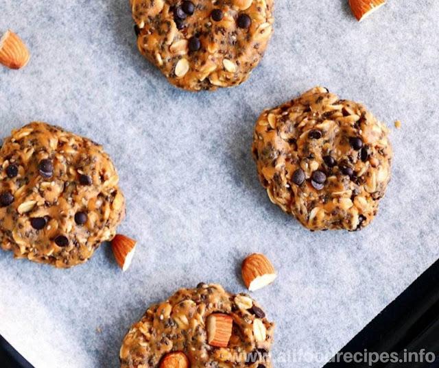 Recipes No Bake Breakfast Cookies