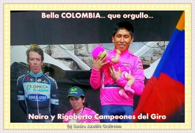 Colombia, Ciclismo
