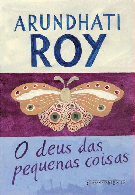O deus das pequenas coisas Arundhati Roy