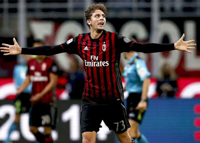 Agen Bola Online Terbaik - Pahlawan Kemenangan Milan Ini Masih Belum Percaya Mampu Jebol Gawang Buffon