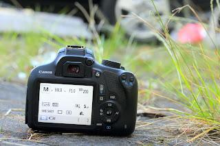 Jual Canon EOS 1200D Bekas