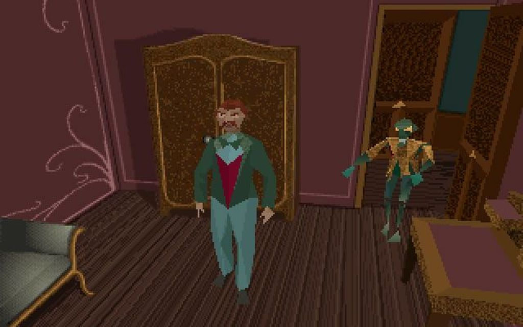 Indie Retro News Alone In The Dark Survival Horror Classic Reviewed By Darkwyndpt