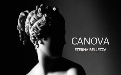 """CANOVA: Eterna Bellezza - Visita guidata alla mostra romana con """"apertura straordinaria serale"""""""