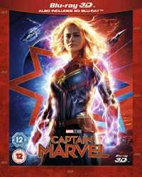 Captain Marvel 2019 3D Full Movie Download HSBS Hindi, Tamil, Telugu, Eng 1080p
