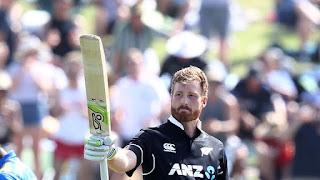 Martin Guptill  138 - New Zealand vs Sri Lanka 1st ODI 2019 Highlights