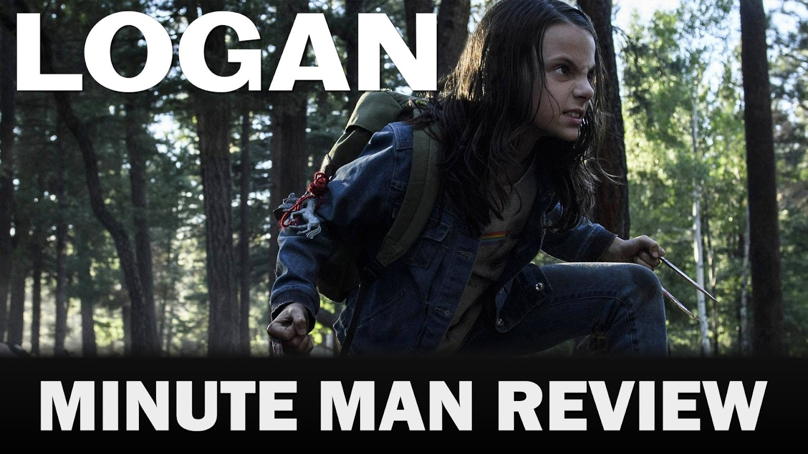 movie review Logan podcast
