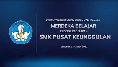 Program SMK Pusat Keunggulan (SMK PK)