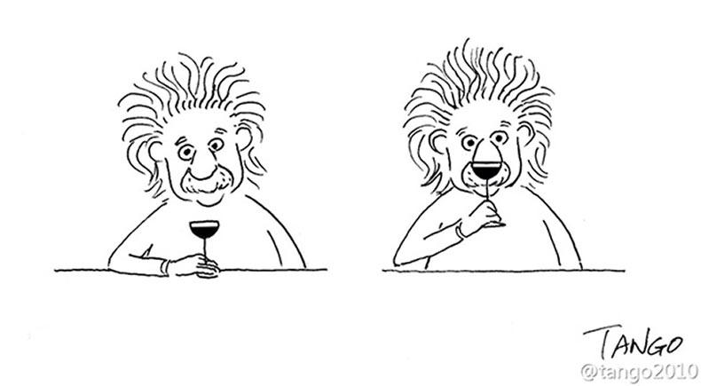 Increíblemente simples, pero inteligentes, Comics por Shanghai Tango