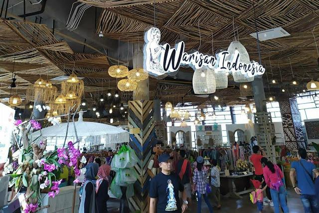 warisan Indonesia wisata dusun semilir