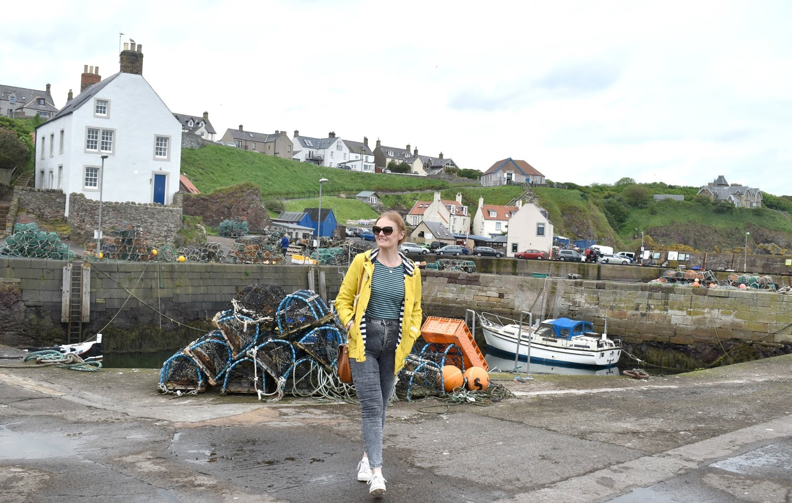 Avengers Endgame - Exploring St Abbs and New Asgard