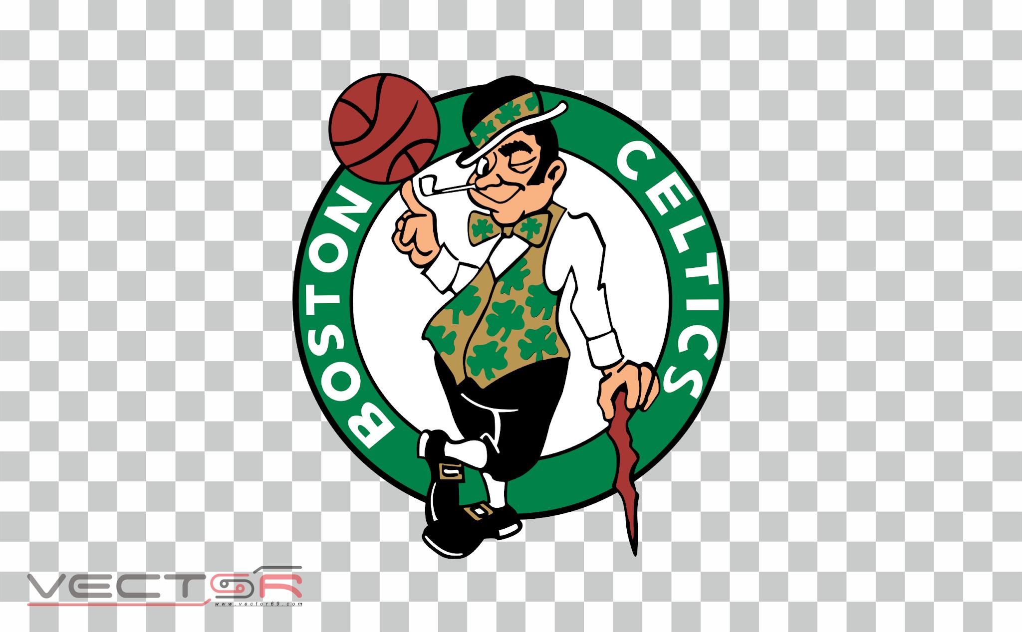 Boston Celtics Logo - Download .PNG (Portable Network Graphics) Transparent Images
