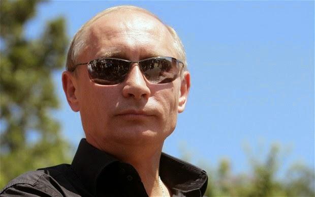 Putin podría demostrar con imágenes de satélite que el 11-S fue una conspiración de los EEUU