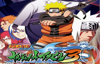 Game PPSSPP Naruto Shippuden Narutimate Accel 3 ISO CSO