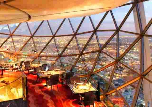 افخم مطاعم في السعودية