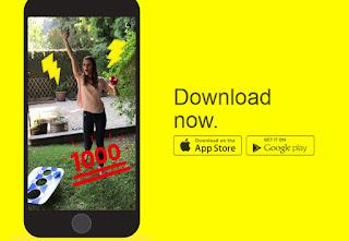 تحميل برنامج سناب شات 2018 Snapchat