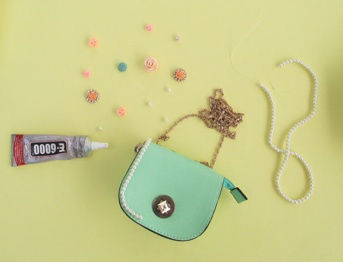 Valentina Vaguada: DIY, purse, flowers, colours, spring, summer, verano, craft, roses
