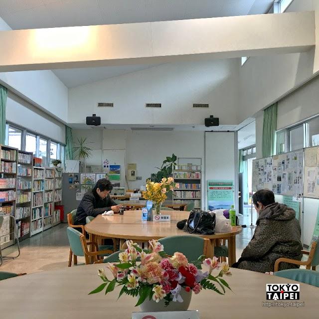 【忠海駅】委託NPO經營的車站 也是社區中心和小圖書館