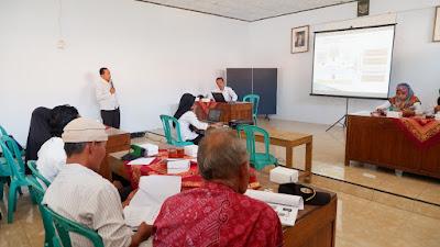 39 desa jalani Sosialisasi Penyusunan RPJMDes dan Bintek selama 3 hari