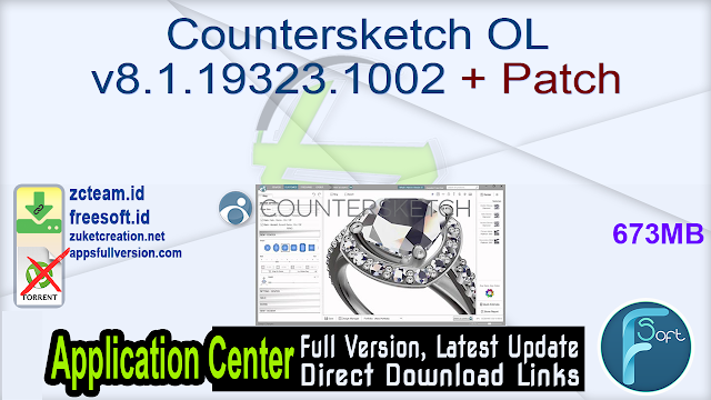 Countersketch OL v8.1.19323.1002 + Patch_ ZcTeam.id