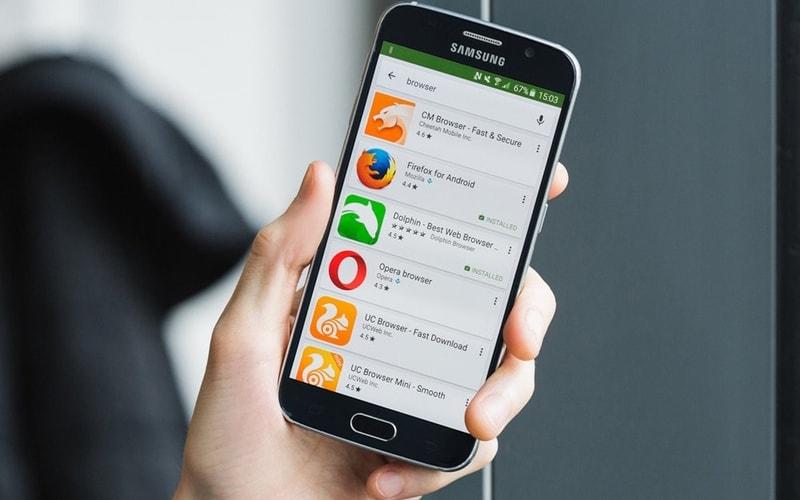 Aplikasi Browser Terbaik di Android