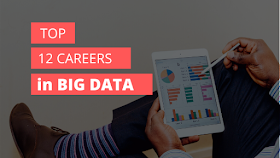 Top 12 Careers in Big Data