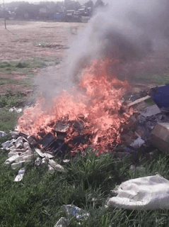 Ugandan Pastor Sets Bibles Ablaze – Says The Bibles Are Misleading!