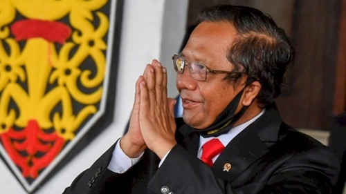 Fahri Hamzah Jengkel, Mahfud MD Ditanya Ngapain?