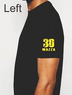 Print T Shirt Left