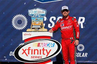 Justin Allgaier - JR Motorsports Race Report from Phoenix