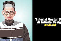 Tutorial Vector Ust. Adi Hidayat di Infinite Design Versie Video