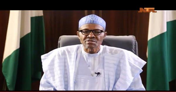 Image result for Buhari's Democracy Day Speech