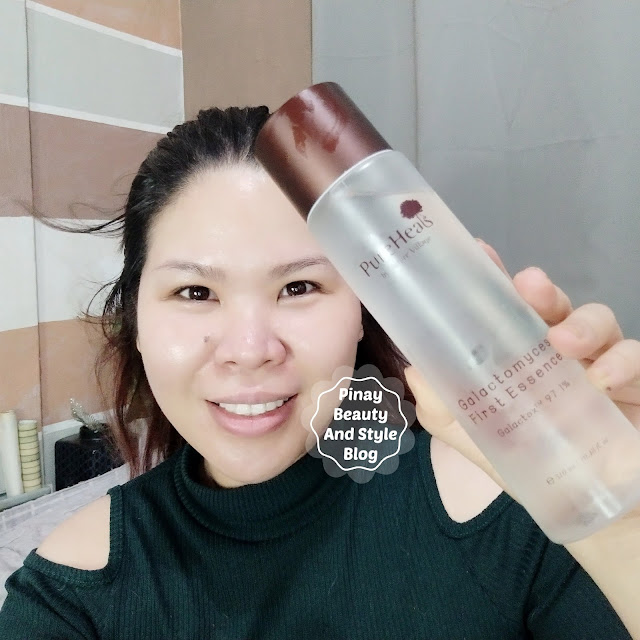 PureHeals Galactomyces First Essence Serum Review