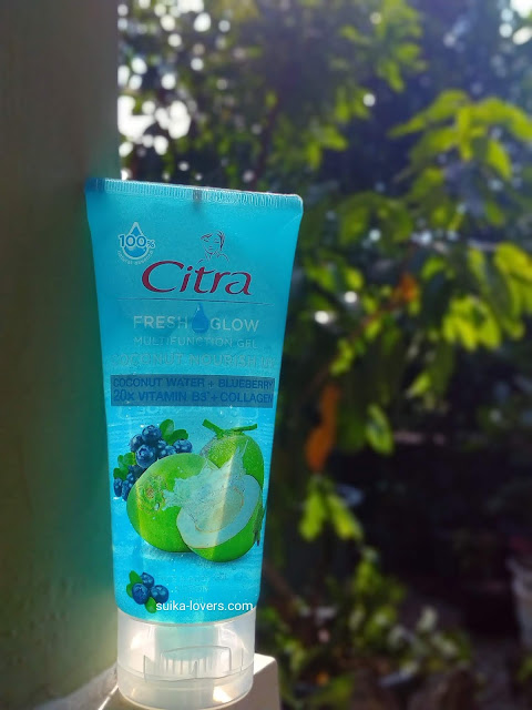 citra gel blueberry