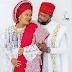 Toyin Abraham Welcomes Baby Boy With Her Husband, Kolawole Ajeyemi